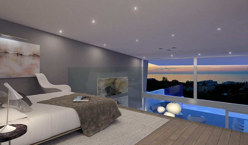 HILL VILLAS_MAIN BEDROOM